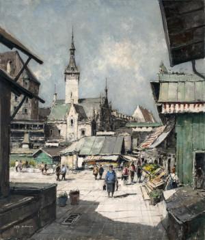 Viktualienmarkt Image