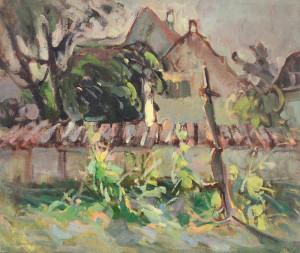 Dorffriedhof II Image
