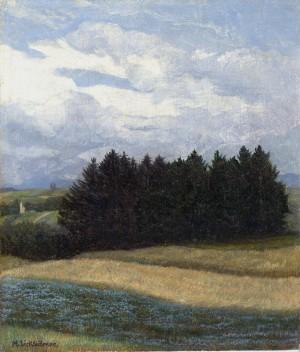 Bei Stephanskirchen ⋅ 1919 Image