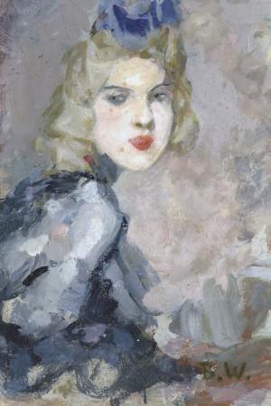 Pariserin ⋅ 1919 Image