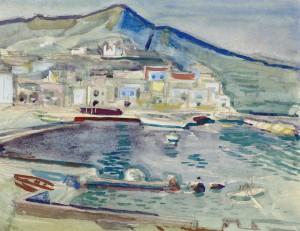 Ischia II ⋅ 1958 Image