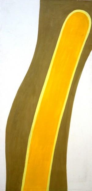 Gelber Trieb ⋅ um 1970 Image