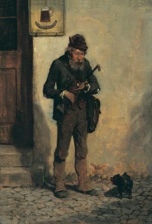 Der letzte Groschen ⋅ 1872 Image