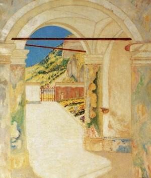 Friedhofskapelle Flintsbach ⋅ 1925 Image