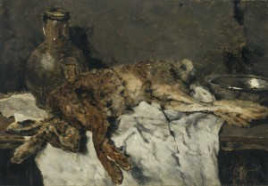 Stillleben mit Hasen ⋅ 1924 Image