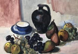 Stillleben mit Früchten Image