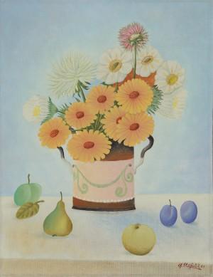 Blumen und Früchte ⋅ 1961 Image