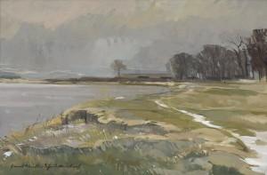 Flusslandschaft Image