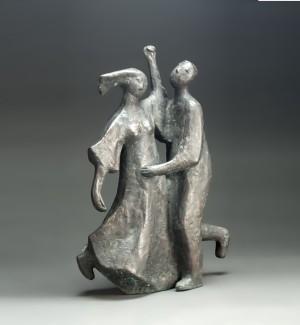 Tanzendes Paar ⋅ 1982 Image
