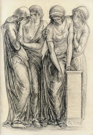 Trauernde Frauen ⋅ 1943 Image
