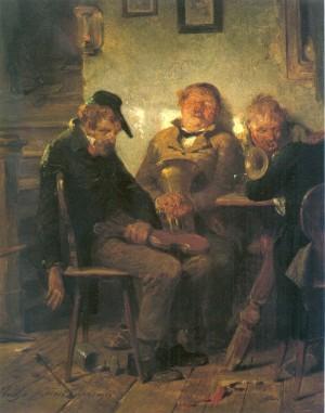 Bei Tagesanbruch ⋅ 1875 Image