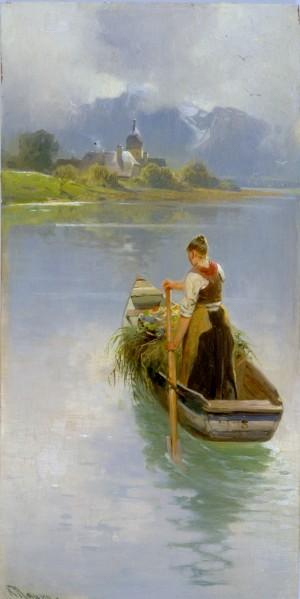 Heimwärts ⋅ 1894 Image