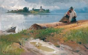 Zweisamkeit ⋅ um 1900 Image