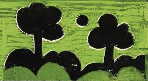Vegetation ⋅ um 1975 Image