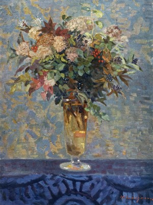 Herbststrauss ⋅ 1917 Image