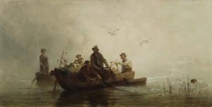 Chiemseefischer ⋅ 1870 Image