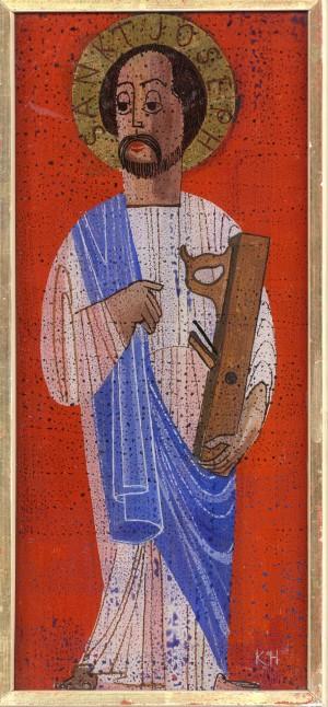 Sankt Joseph ⋅ um 1970 Image