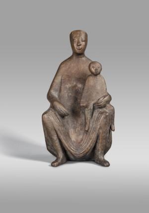 Afrikanische Mutter ⋅ 1980 Image
