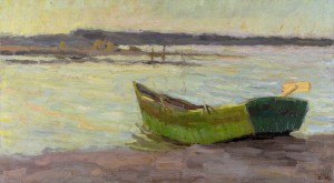 Chiemseeboot ⋅ um 1920 Image
