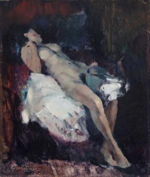 Aktstudie ⋅ um 1923 Image