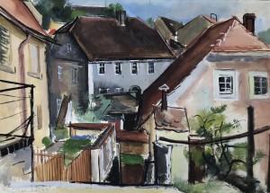 Bautzen in Sachsen ⋅ 1934 Image