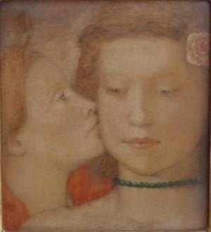Der Kuss ⋅ um 1940 Image