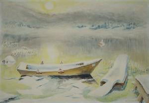 Winterruhe ⋅ nach 1950 Image