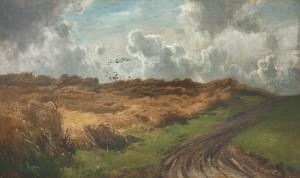 Nach dem Gewitter ⋅ um 1860 Image