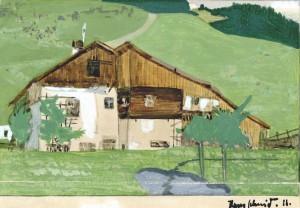 Haus am Hang ⋅ 1911 Image