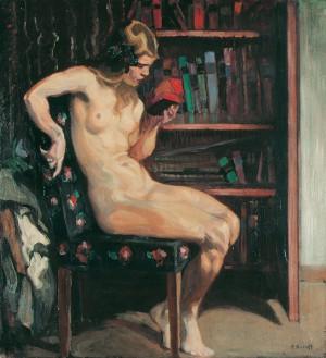 Bücherwümchen I ⋅ 1909 Image