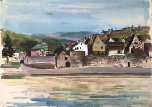 Hirschhorn am Neckar Image