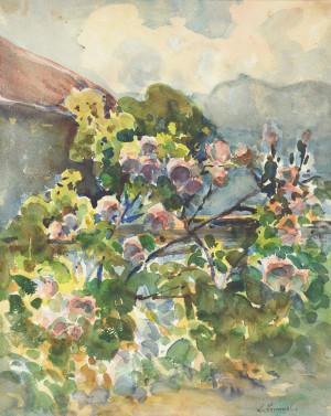Rosen am Haus Image