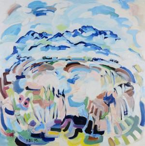 Hirschauer Bucht II ⋅ 1973 Image