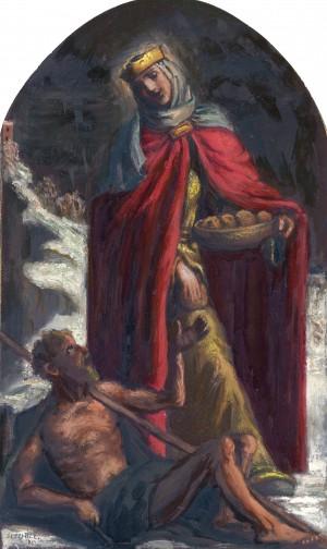 Heilige Elisabeth ⋅ 1935 Image