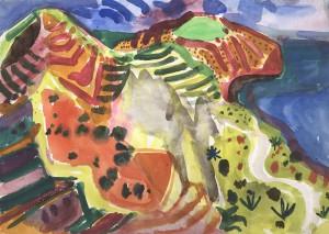 Ischia II ⋅ 1957 Image