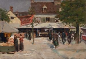 München - Auer Dult ⋅ 1919 Image