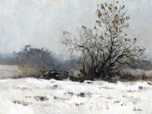 Winterruhe ⋅ um 1980 Image