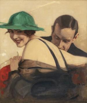 Annäherung ⋅ um 1910 Image
