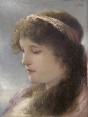 In Gedanken ⋅ um 1900 Image