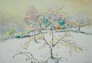 Erster Schnee ⋅ nach 1950 Image
