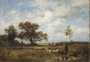 Herbststimmung ⋅ um 1872 Image