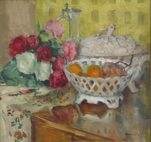 Stillleben auf dem Tisch ⋅ 1911 Image