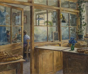 Bäckerstube ⋅ 1888 Image