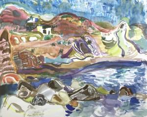 Maronti Strand, Ischia ⋅ 1956 Image