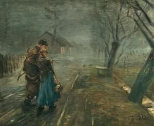 Schwerer Gang ⋅ 1907 Image