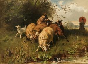 Das Malheur ⋅ um 1880 Image