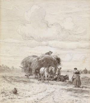 Heuernte ⋅ 1893 Image