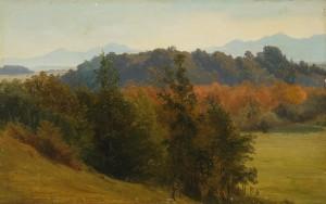 Chiemseelandschaft ⋅ um 1840 Image