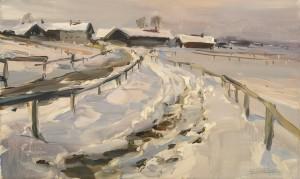 Winterlandschaft ⋅ 2007 Image