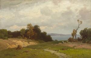 Bei Bernried am Starnberger See ⋅ um 1890 Image